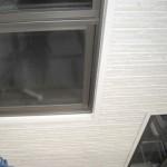 壁面アフター(ビフォー写真でひび割れの確認できた場所)