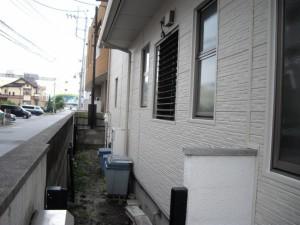外壁アフター