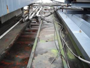 増築部分雨漏り現状