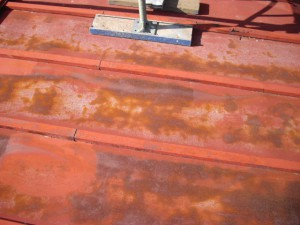 屋根の状態、雨漏り