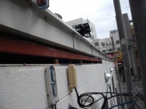 外壁に電線を取り付ける際の注意