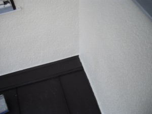壁の入り隅部分リフォーム