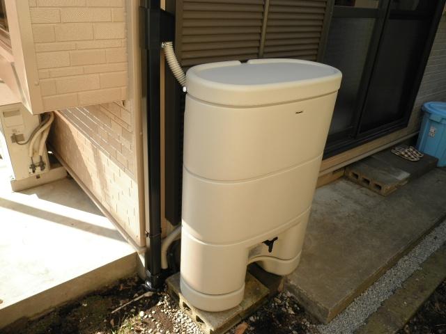 雨水貯留タンク、レインセラー