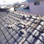 瓦屋根地震被災5