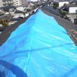 瓦屋根地震被災6