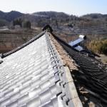 瓦屋根地震被災11