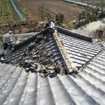 瓦屋根地震被災12