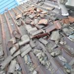 瓦屋根地震被災15