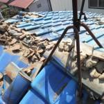 瓦屋根地震被災17