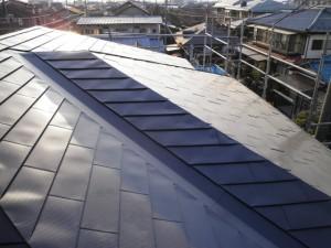 アフター 金属屋根