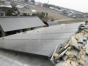 震災太陽光発電