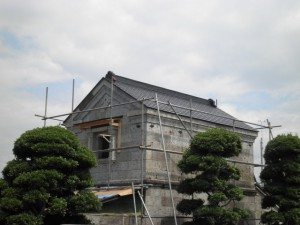 ステンレス屋根リフォーム