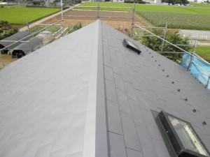 軽量金属屋根への葺き替え