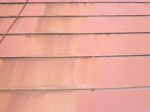 屋根のサビ