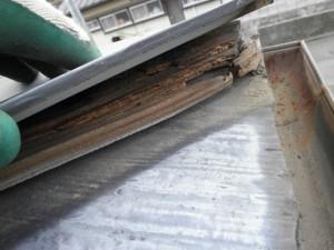 屋根が飛ばされる危険性