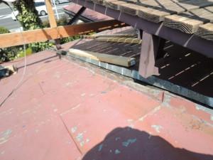 雨漏り修理工程