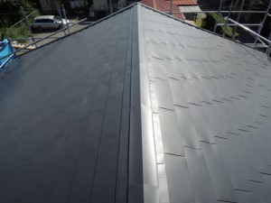 アフター金属屋根
