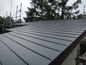 アフター屋根葺き替え工事