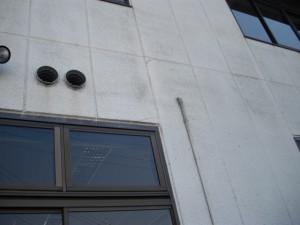 ALC外壁の雨漏り/防水塗装メンテナンスの必要性
