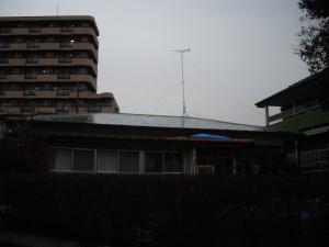 平屋建て(一階建て)の屋根リフォーム