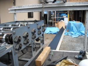 屋根工事(タテハゼ)/最近の断熱工法について