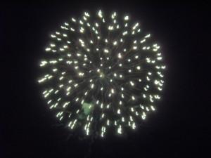 夏の終わりに大満足の花火大会