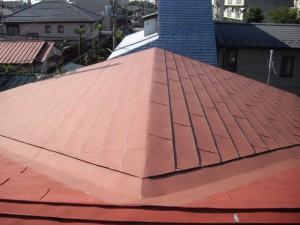 屋根塗装工事ビフォーアフター(宇都宮市AY様)