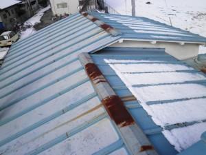 強風で屋根が飛ぶ!・・その前に。