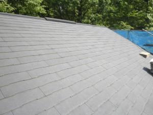 フッ素鋼板屋根の特長