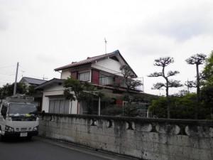 『震災後改修工事×外装リフレッシュ』ビフォーアフター