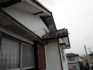 戸袋のリフレッシュ工事(外壁リフォーム)