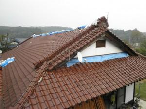 ビフォーアフター『屋根から行う古民家再生。』