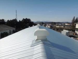 屋根葺き替えアフター