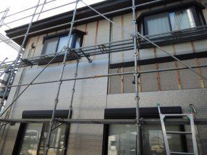 外壁リフォーム通気工法