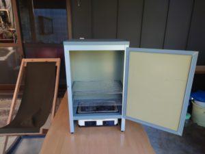 板金薫製器の製作
