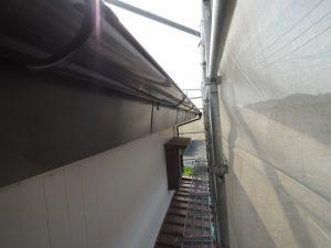 台風被害、雨樋も火災保険が適用される