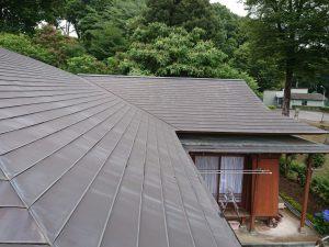 銅板屋根の雨漏り原因