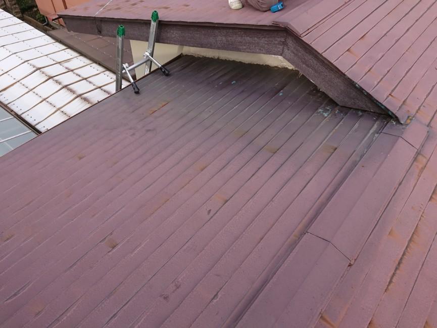 屋根の雨漏り診断