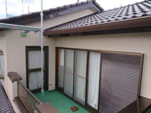 外壁カバー工法アフター