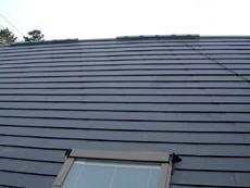 カバー工法による屋根リフォーム(住宅の施工例)
